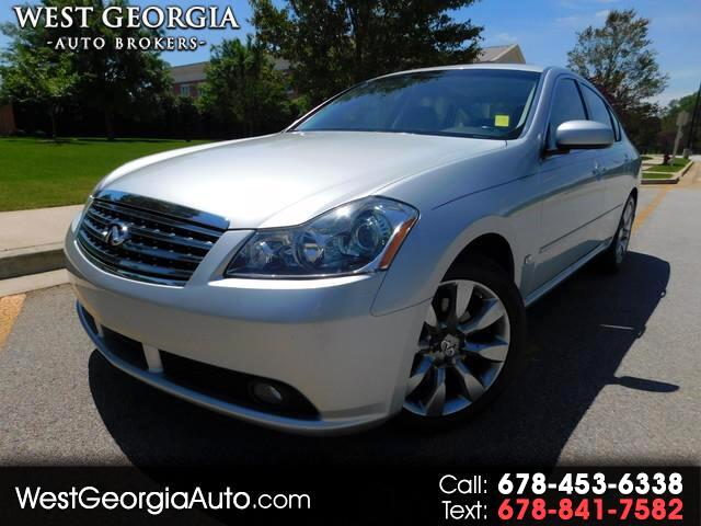 2007 Infiniti M Vehicle Description  GUARANTEED CREDIT APPROVAL   NAVIGATION  HEATED AN
