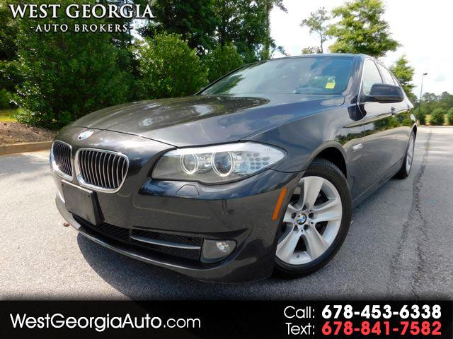 2011 BMW 5-Series Vehicle Description GUARANTEED CREDIT APPROVAL  NAVIGATION  HEATED LE