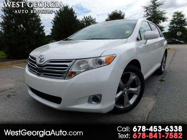 2010 Toyota Venza Vehicle Description  GUARNTEED CREDIT APPROVAL   PANORAMIC SUNROOF  N