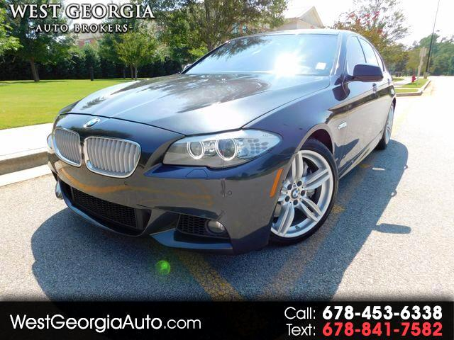 2013 BMW 5-Series Vehicle Description GUARANTEED CREDIT APPROVAL  M SPORT PACKAGE  DRIV