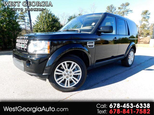 2011 Land Rover LR4 Vehicle Description  GUARANTEED CREDIT APPROVAL   NAVIGATION  HARMO