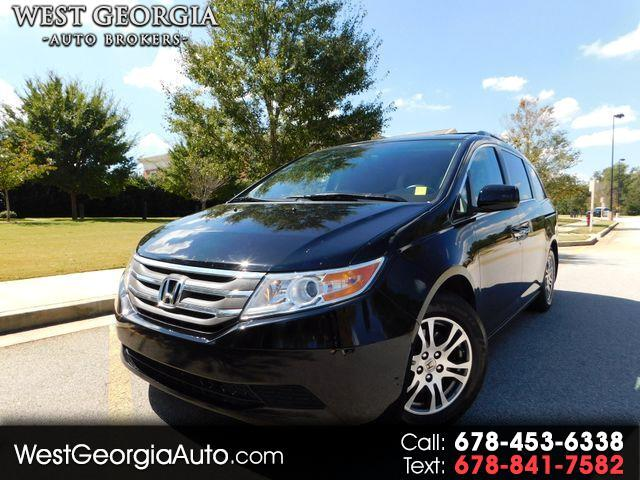 2013 Honda Odyssey Vehicle Description  GUARANTEED CREDIT APPROVAL   DVD REAR ENTERTAINM