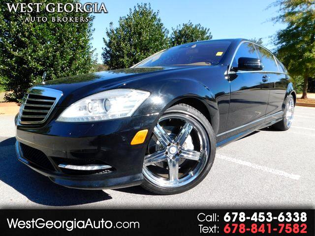 2011 Mercedes S-Class Vehicle Description  GUARANTEED CREDIT APPROVAL   AMG SPORT PACKAG