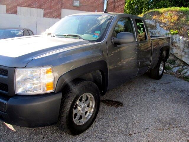 2007 Chevrolet Silverado 1500 Work Truck Ext. Cab Short Box 4WD