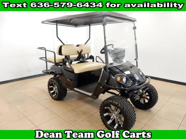 2001 EZGO TXT Gas Golf Cart