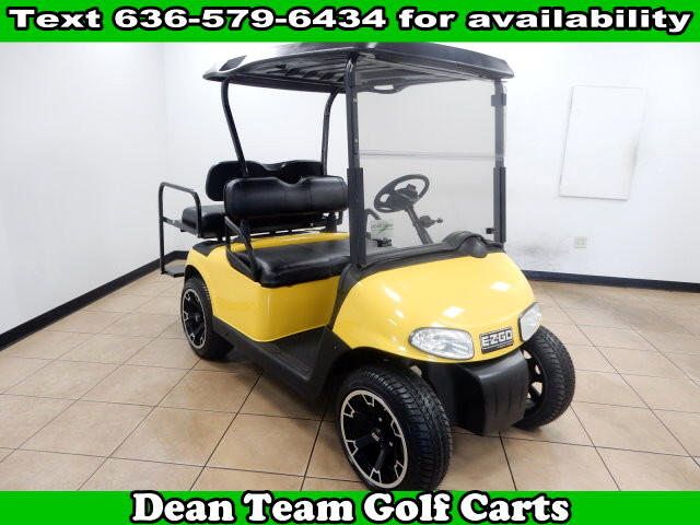 2012 EZ-GO Golf Cart RXV