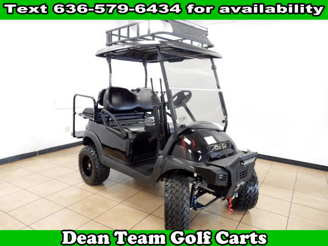 2013 Club Car Precedent Zombie Edition 48 Volt Electric