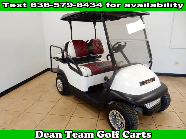 2013 Club Car Golf Cart Precedent