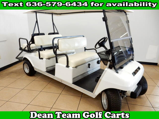 1997 Club Car Golf Cart DS Limo