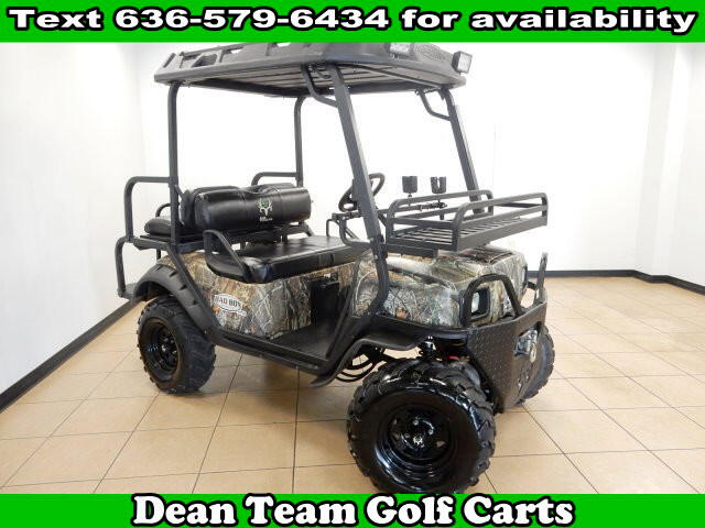2012 EZ-GO Golf Cart Bad Boy Buggie Bone Collector 4x4 #69 of 500