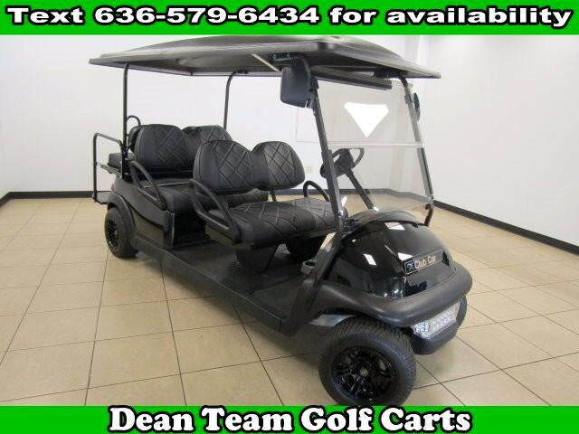"2013 Club Car Precedent Limo ""Strech"" Edition 48 Volt Electric"
