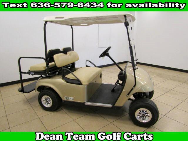 2011 EZ-GO Golf Cart TXT
