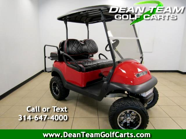 2014 Club Car Precedent 48 Volt Electric