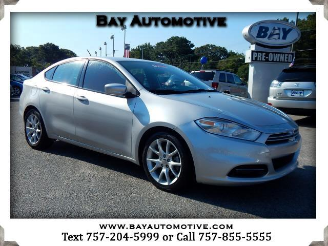2013 Dodge Dart SXT 4dr Sedan