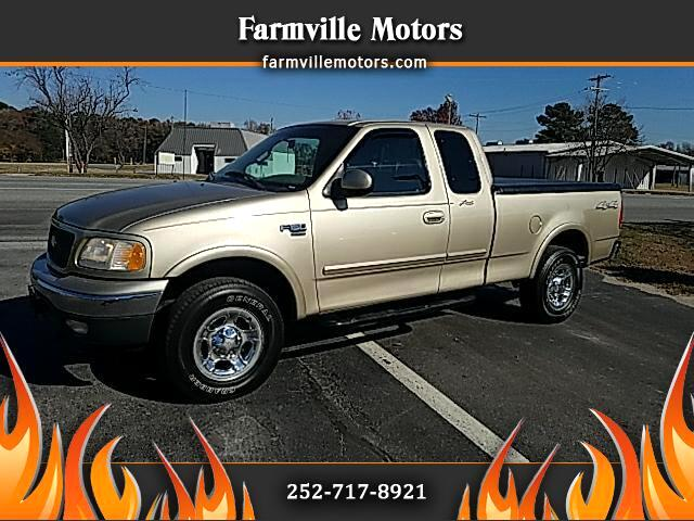 "2000 Ford F-150 4WD SuperCab 145"" Lariat"