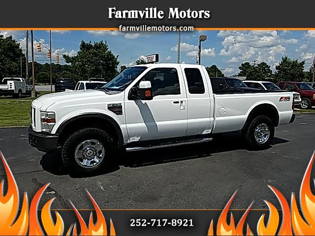 2008 Ford F-250 XLT SuperCab 4WD