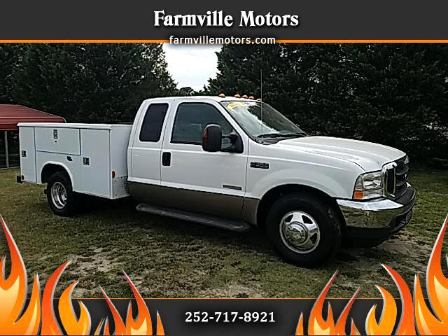 2004 Ford F-350 SD Lariat SuperCab LWB 2WD