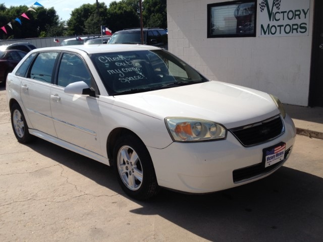 Used 2006 chevrolet malibu maxx lt for sale in pampa tx for Victory motors pampa tx