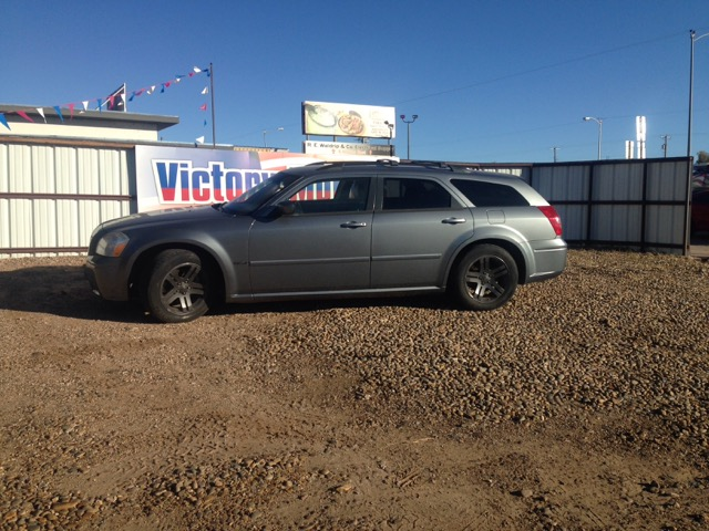 Used 2006 dodge magnum r t for sale in pampa tx 79065 for Victory motors pampa tx