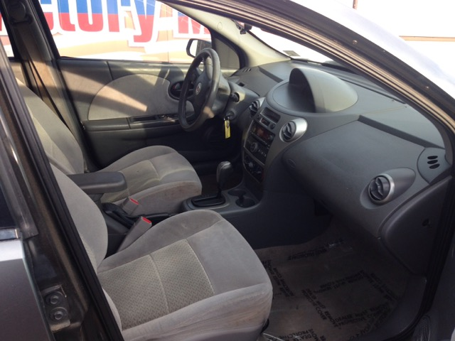 Used 2007 saturn ion 3 sedan automatic for sale in pampa for Victory motors pampa tx