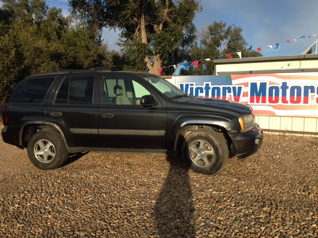 used 2005 chevrolet trailblazer lt 2wd for sale in pampa. Black Bedroom Furniture Sets. Home Design Ideas