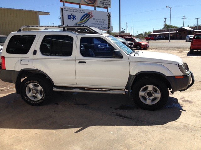 used 2002 nissan xterra se 4wd for sale in pampa tx 79065. Black Bedroom Furniture Sets. Home Design Ideas