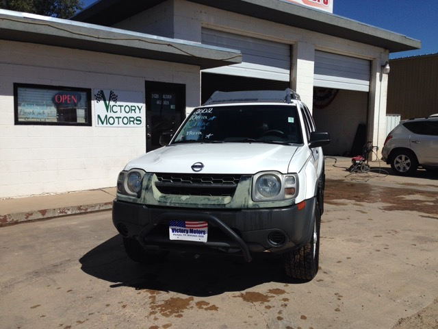 used 2002 nissan xterra se 4wd for sale in pampa tx 79065