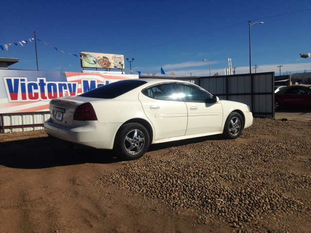 Used 2004 pontiac grand prix gt2 for sale in pampa tx for Victory motors pampa tx