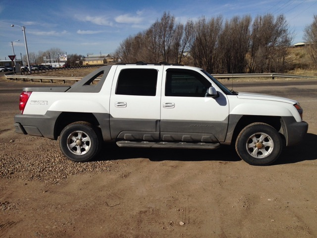 Used 2002 chevrolet avalanche 1500 4wd for sale in pampa for Victory motors pampa tx