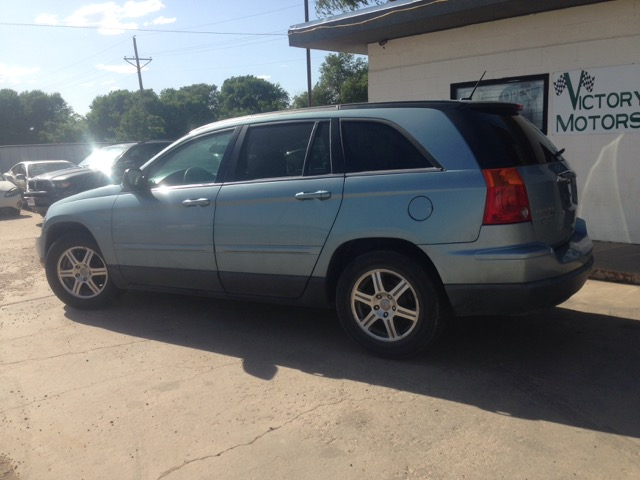 Used 2008 chrysler pacifica touring fwd for sale in pampa for Victory motors pampa tx