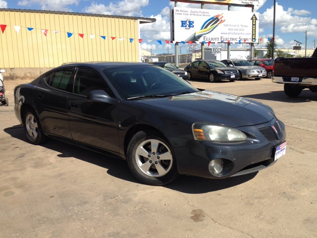 Used 2008 pontiac grand prix sedan for sale in pampa tx for Victory motors pampa tx