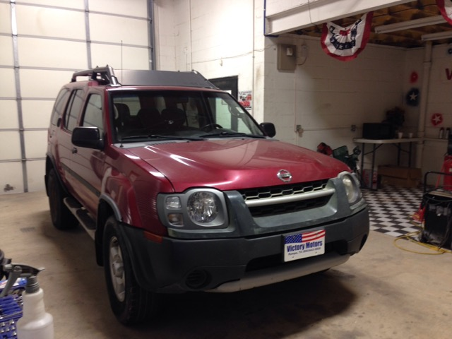 Used 2002 nissan xterra xe 2wd for sale in pampa tx 79065 for Victory motors pampa tx