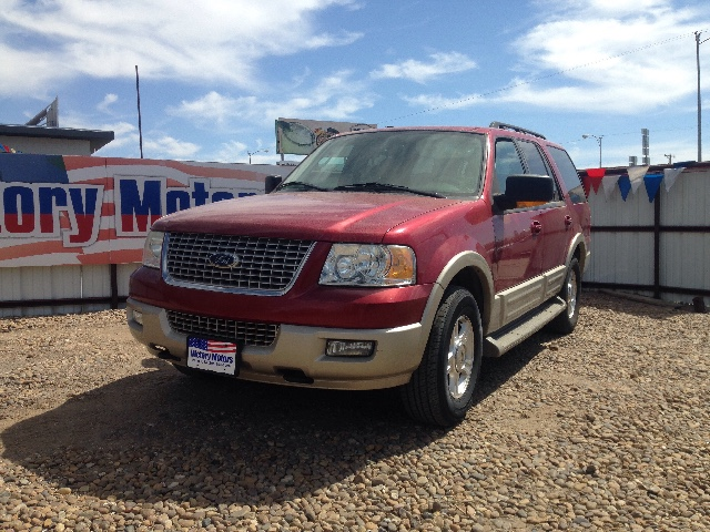Used 2005 ford expedition eddie bauer 4wd for sale in for Victory motors pampa tx