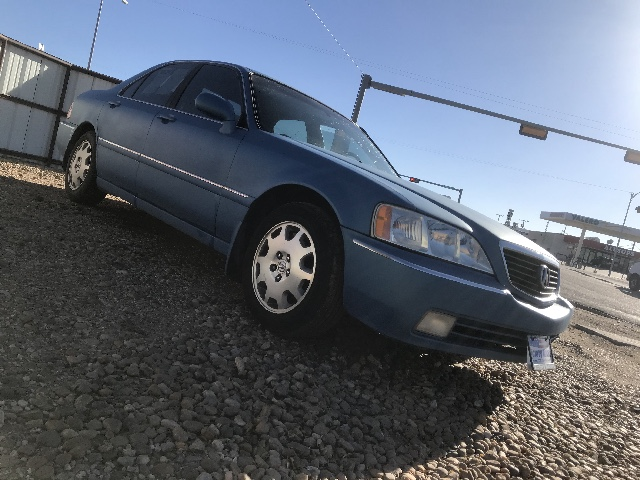 Used 2003 acura rl 3 5rl for sale in pampa tx 79065 for Victory motors pampa tx