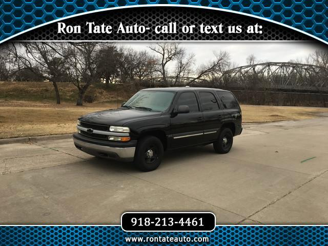 2006 Chevrolet Tahoe 2WD - Police/Special Service
