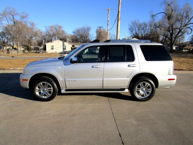 2009 Mercury Mountaineer Premier 4.0L AWD