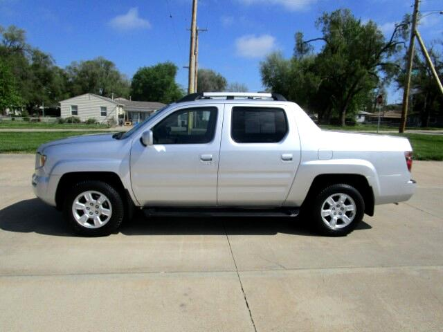 2006 Honda Ridgeline RTL w/ Leather