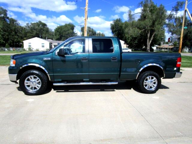 2008 Ford F-150 XLT 4WD SuperCrew 5.5' Box