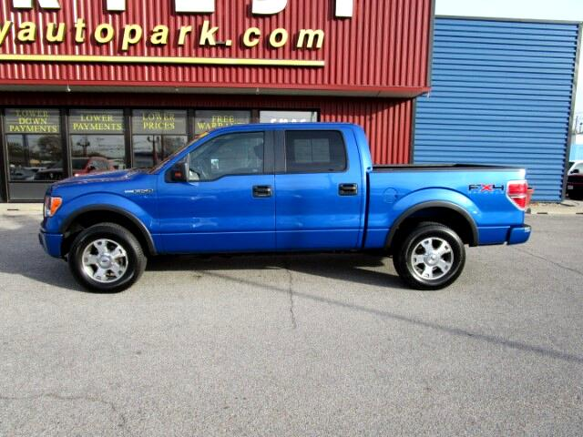 2009 Ford F-150 FX4 SuperCrew 6.5-ft. Bed 4WD