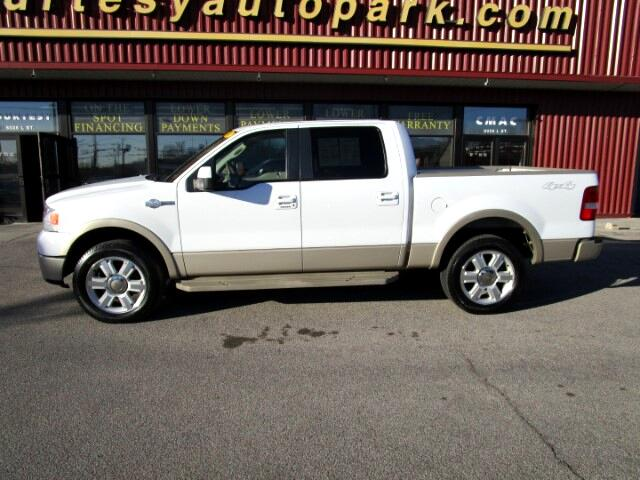 """2008 Ford F-150 4WD SuperCrew 157"""" King Ranch"""