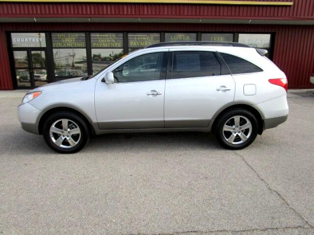 2009 Hyundai Veracruz AWD 4dr Limited *Ltd Avail*