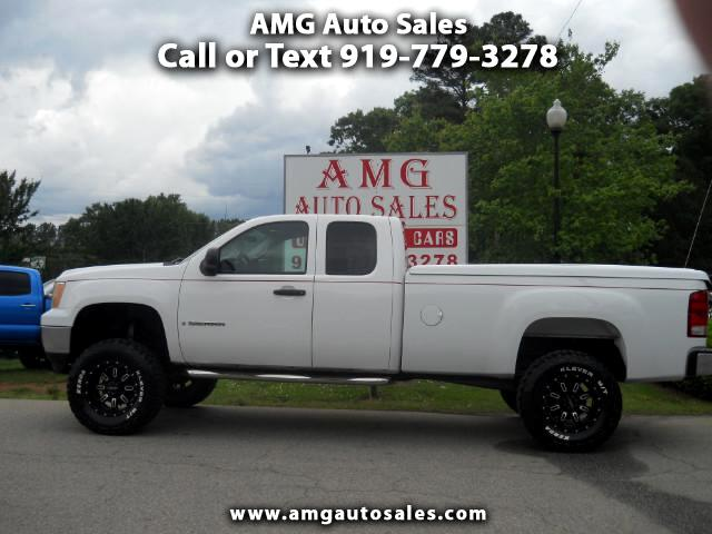 2009 GMC Sierra 1500 Long Bed 4WD