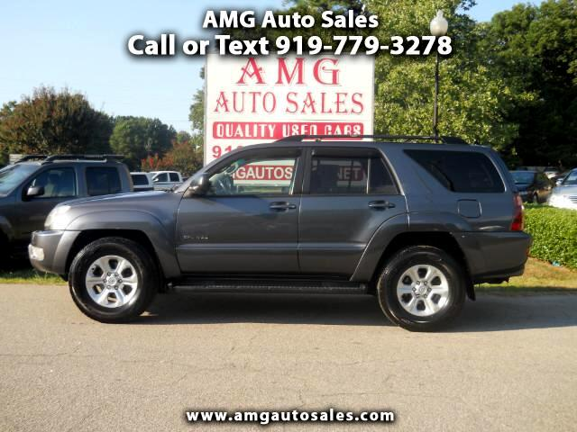 2005 Toyota 4Runner Limited 4WD V8