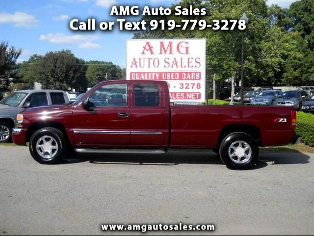 2003 GMC Sierra 1500 Ext. Cab Long Bed 4WD