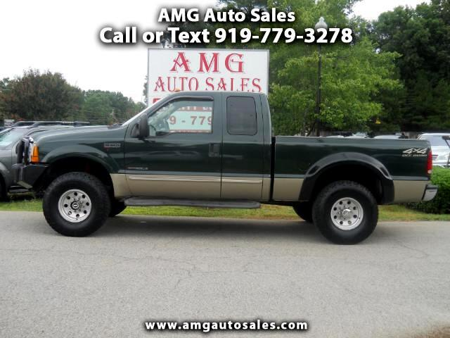 2000 Ford F-250 SD Lariat SuperCab Short Bed 4WD