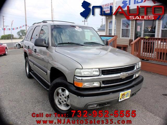 2002 Chevrolet Tahoe LS 4WD
