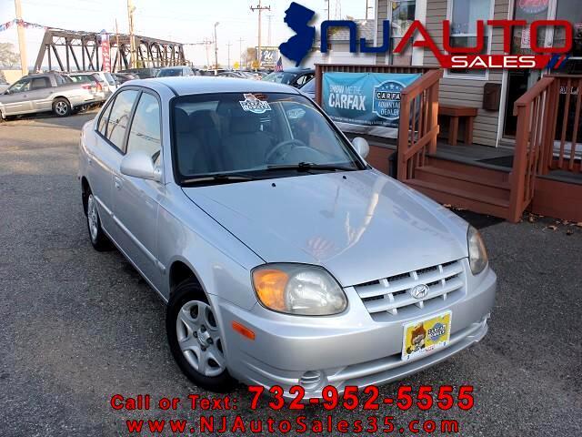 2005 Hyundai Accent GLS 4-Door