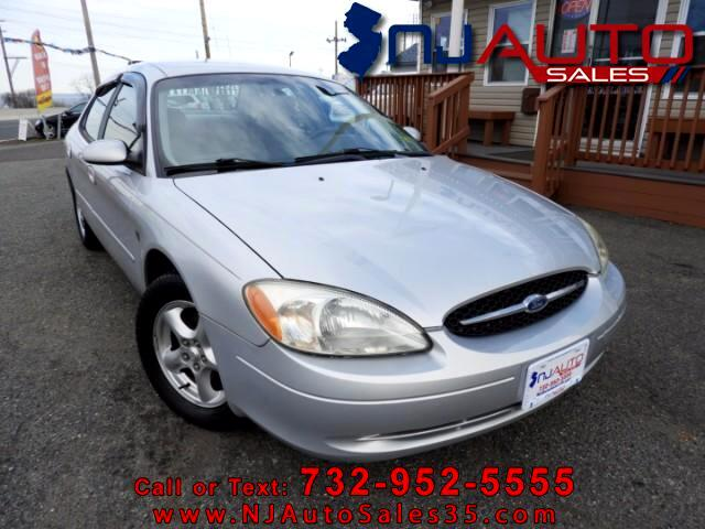 2002 Ford Taurus Limited
