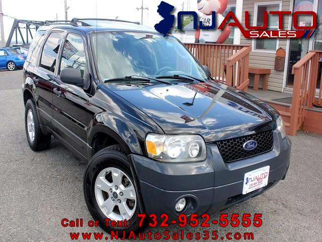 2007 Ford Escape XLT 4WD Sport