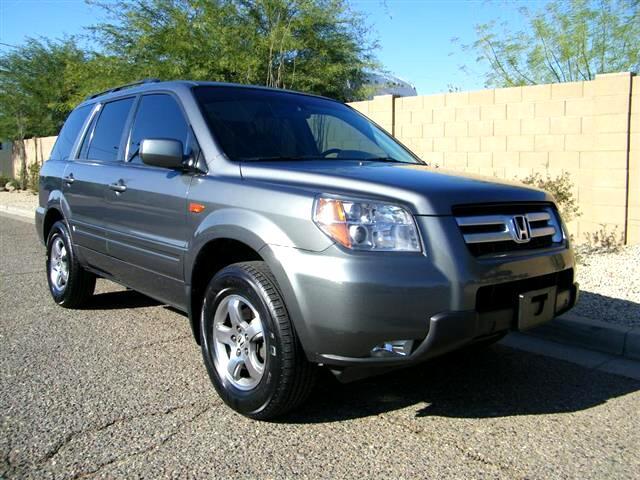 2008 Honda Pilot EX-L 2WD